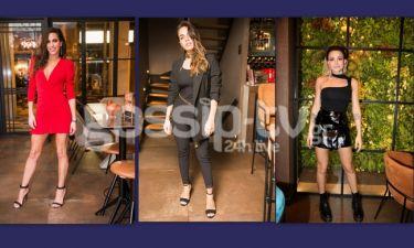 Στικούδη-Μεταξά-Ζοζεφίν: Οι τρεις κυρίες της pop στο ίδιο στέκι