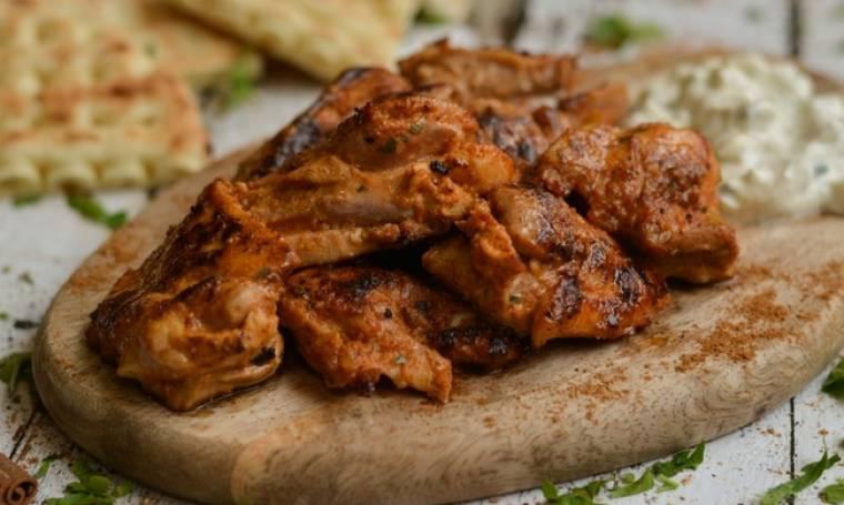 Tandoori κοτόπουλο