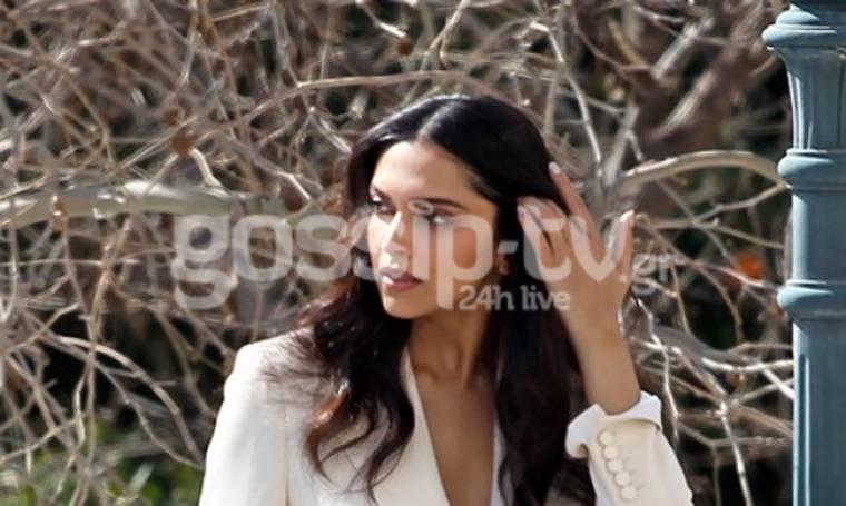 Η Deepika Padukone είναι στην Ελλάδα