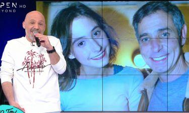 Οι ευχές του Μουτσινά στην Φωτεινή Αθερίδου και το σχόλιο για τον πατέρα της, Θοδωρή