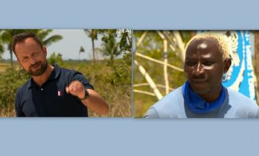 Survivor: Η ατάκα του Πάτρικ Ογκουνσότο που τρέλανε τον Λιανό: «Το άκουσα κι αυτό στο Survivor»