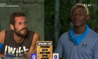 Survivor: Απίστευτο γέλιο με Ογκουνσότο στο παιχνίδι «Βρες τη λέξη» (vid)