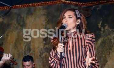 Γιάννα Τερζή: Οι επώνυμοι που την τίμησαν με την παρουσία τους στο live της