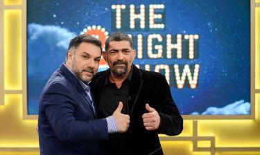 The 2night show: Αυτούς τους καλεσμένους θα απολαύσουμε απόψε στον Αρναούτογλου