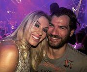 Έλσα Τόλη: Γιόρτασε τα γενέθλιά της με τον άντρα της ζωής της