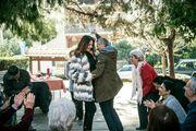 Μην ψαρώνεις: Mετά το παραλίγο φιλί τους, ο Μανώλης και η Σάντυ αποφασίζουν ότι… (Photos)