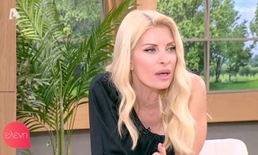 Αυτή την επώνυμη αντικατέστησε η Μενεγάκη όταν βγήκε πρώτη φορά στην τηλεόραση- Τι είπε η  Ελένη