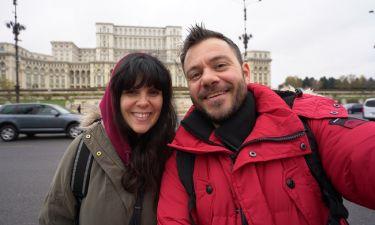 Το Happy Traveller πάει Βουκουρέστι