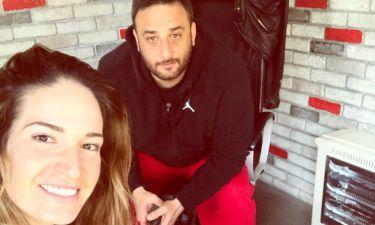 Εύα Λάσκαρη: Η φωτογραφία με το σύντροφό της και το μήνυμά της