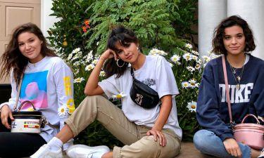 Η ολόσωμη φόρμα για το σχολείο και το club από τα χεράκια της Selena Gomez
