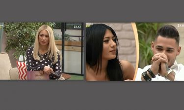 Power Of Love: Η αποκάλυψη της Μπακοδήμου για τη σχέση Αλέξανδρου - Ιόλης και η «συγγνώμη» on air!