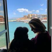 Μαρία Κορινθίου: Η φωτογραφία με την κόρη της και το δημόσιο «ευχαριστώ»
