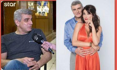 Βλαδίμηρος Κυριακίδης: Πώς του ανακοίνωσε η Ρένεση ότι είναι έγκυος και ο μυστικός γάμος της