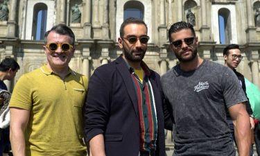 Celebrity Travel: Το «Έλα χαμογέλα» ταξιδεύει με τον Νίκο Κοκλώνη