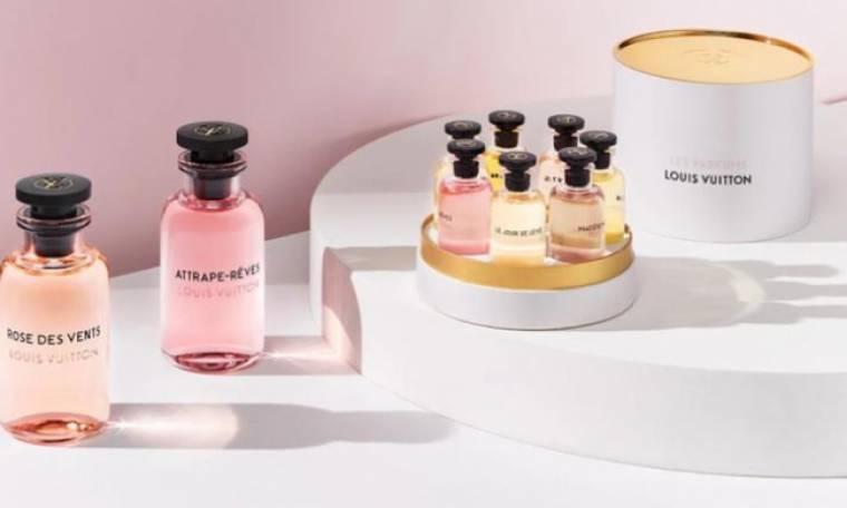 O οίκος Louis Vuitton κυκλοφορεί νέα σειρά αρωμάτων που είναι κοινή για άνδρες και γυναίκες!