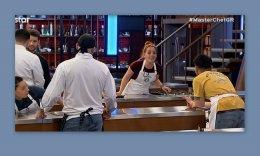 MasterChef: Άγριος καβγάς στην κουζίνα! Σπυριδούλα – Μανώλης αντάλλαξαν βαριές κουβέντες!