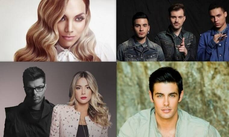 Eurovision 2014: Ποιο από τα υποψήφια τραγούδια θέλετε να εκπροσωπήσει την Ελλάδα φέτος;