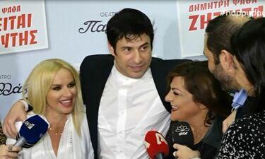 Μπεκατώρου-Σταυροπούλου: «Σφάχτηκαν» για τα μάτια του Αλέξη Γεωργούλη