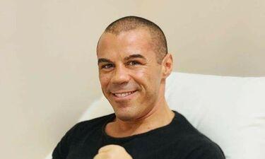 Μιχάλης Ζαμπίδης: Η πρώτη φωτογραφία μέσα από το νοσοκομείο μετά την επέμβαση
