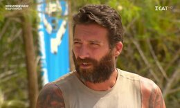 Survivor: Επέστρεψε ο Κυριάκος Πελεκάνος μετά την περιπέτεια της υγείας του