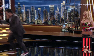 The 2night Show: Ο Αρναούτογλου έτρεχε να φύγει από το πλατό! Τι συνέβη;