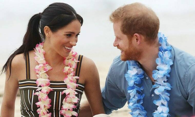 Meghan Markle: «Έριξε» παντόφλα στον Πρίγκιπα Harry