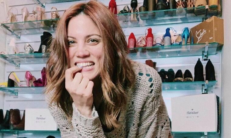 Μαίρη Συνατσάκη: Η δημόσια ερωτική εξομολόγηση και το φιλί στον Αιμιλιανό Σταματάκη