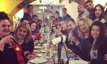 Κούλλης Νικολάου: Στη Ρόδο για τα γυρίσματα του νέου σίριαλ «Αστέρια στην άμμο»