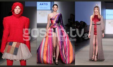 Εντυπωσιακά fashion shows στην 25η AXDW στο Ζάππειο