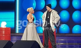 YFSF: Ξεσήκωσε όλο το κοινό ο Ίαν Στρατής ως Eminem