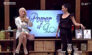 Power of love Gala: Δεν θα πιστεύετε τι έκανε η Ιόλη για να διακωμωδίσει την κατάσταση με την Ροξάνα