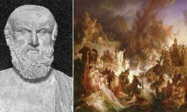 Η προφητεία του Αισχύλου για τους Έλληνες..