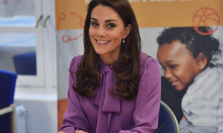 Σοκ! Η Kate Middleton 30 χρόνια πριν ήταν πραγματικά αγνώριστη