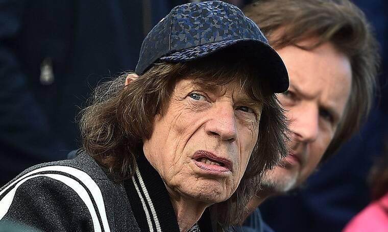 Ανησυχία για την υγεία του Mick Jagger! Οι Rolling Stones αναβάλλουν την περιοδεία τους!