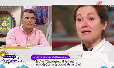 Απίστευτο! Η νικήτρια του Βρετανικού Master Chef είναι Ελληνίδα!