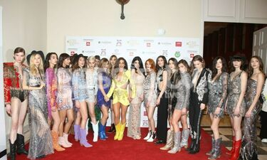 Εντυπωσίασε η Χριστίνα Ζαφειρίου στην 25η Ελληνική Εβδομάδα Μόδας!