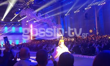 Madwalk 2019: Το εντυπωσιακό «κλείσιμο» της Μπόμπα στο fashion show της Σήλιας Κριθαριώτη!