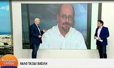 Λύγισε ο Γιώργος Παπαδάκης on air για τον Βασίλη Λυριτζή: «Καλό ταξίδι αδερφέ…»