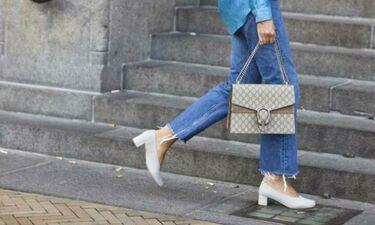Grandma heels: 5 τρόποι να φορέσεις τα παπούτσια...της γιαγιάς και να εντυπωσιάσεις