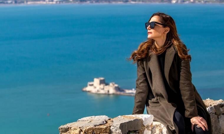 «My Greece»: Η Δέσποινα Βανδή μας ξεναγεί στο πανέμορφο Ναύπλιο