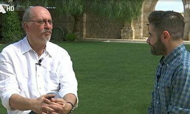 Βασίλης Λυριτζής: Αυτή είναι η τελευταία του τηλεοπτική συνέντευξη