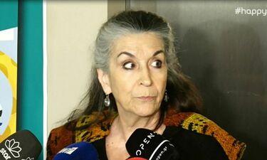 Νένα Μεντή: Η κατηγορηματική δήλωση της ηθοποιού για τις «Τρεις Χάριτες»!