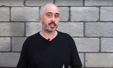 Kι όμως! Ο Βαγγέλης Χαρισόπουλος ήθελε να γίνει ηθοποιός αρχικά - Όσα αποκάλυψε