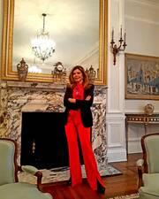 Η Μιμή Ντενίση επίσημη καλεσμένη και βασική ομιλήτρια του ΟΗΕ
