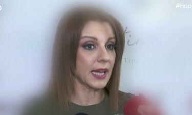 Η Ματίνα Νικολάου αποκάλυψε on camera σε ποια σημεία έχει «πειραχτεί»