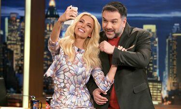 The 2Night Show: Ο Γρηγόρης Αρναούτογλου υποδέχεται απόψε την Κατερίνα Καινούργιου
