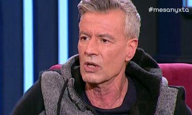 Νίκος Ζιάγκος: «Μια γυναίκα μου έκανε μήνυση ότι της έβαλα το μαχαίρι στο λαιμό και τη λήστεψα»