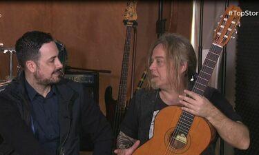 Γιώργος Ελεύθερας: Αυτός είναι ο λόγος που έφυγε ο Λορέντζο Καριέρε από το συγκρότημα!