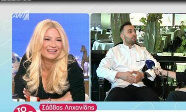 Σάββας Ληχανίδης: Ο πρώην παίκτης «καρφώνει» το MasterChef on camera!