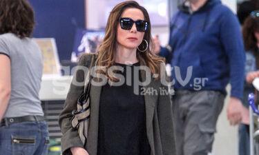 Η Δέσποινα Βανδή με το απόλυτο casual chic ντύσιμο - Είναι για αντιγραφή